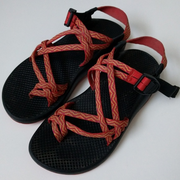 03913fd64 Chaco Shoes - Chaco ZX2 Yampa rainbow sandals for women